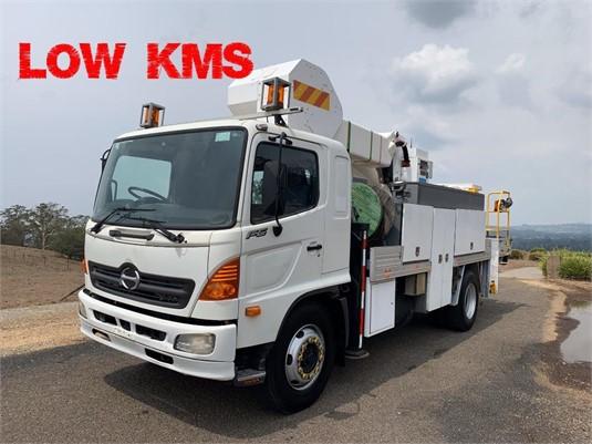 2006 Hino FG 1628 Auto - Trucks for Sale