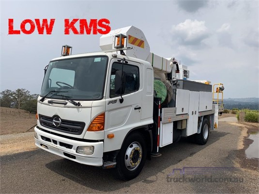 2006 Hino FG 1628 Auto - Trucks for Sale