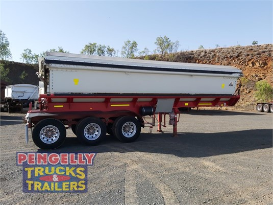 2014 Azmeb Tipper Trailer Pengelly Truck & Trailer Sales & Service - Trailers for Sale