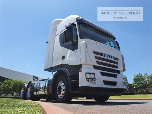 2010 Iveco other Daimler Trucks Perth  - Trucks for Sale
