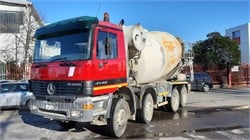 MERCEDES-BENZ ACTROS 4140  used
