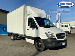 MERCEDES-BENZ SPRINTER 414  used