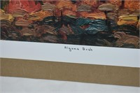 "Group of Seven ""Algoma Bush"" Print"