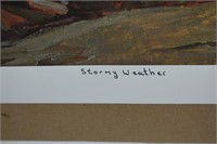"Group of Seven ""Stormy Weather"" Print"