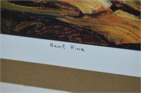 """Group of Seven """"Bent Pine"""" Print by A.Y. Jackson"""