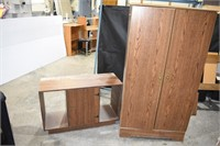Wardrobe (Imperfect) & Coffee Table