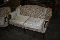 Love Seat & Couch (Need Cleaning)