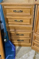 Bedroom Suite with Queen Mattress and Box Spring,