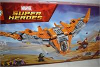 Lego Marvel Super Heroes Set #76107