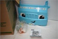 Fisher Price Food Truck Toy