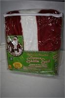 6-Piece Santa Suit