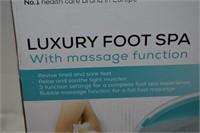 Beurer Germany Luxury Foot Spa