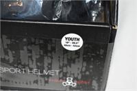 Lil 8 Multi Sport Helmet Size Youth
