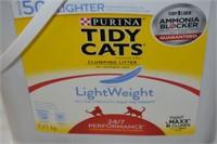 Purina Tidy Cats Clumping Litter Light Weight