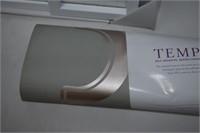 Picture Frame, Laundry Hamper & Tempaper