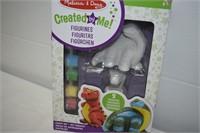 Melissa & Doug Created By Me! Figurine Craft Kit