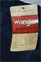Wrangler Lined Hoodie Size Medium