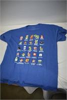 Super Mario Bros. T-Shirt Size XL