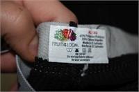 (2) Fruit of the Loom Long John's Size XL