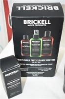 Men's Cosmetics Including Face Cleaner, Gel,