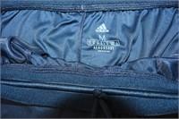 Adidas Aeroready Shorts Size Medium (Blue)
