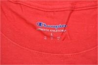 Champion Athletic Wear T-Shirt Size L