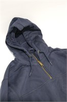 Carhart Blue Hoodie - Medium
