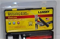 Lansky Controlled Angle Sharpening System