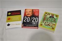 (3) Books