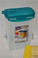 Grp, of Kitchen Containers