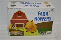 Farm Hoppers Inflatable Toy - Dog