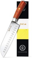 KFull Professional 8 Inch Chef Knife, High Carbon