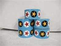 Lot of (5) Duct Tape