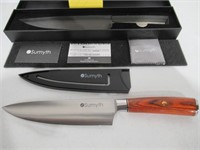 """Sumyth Professional Chef Knife 8"""" Stainless Steel"""