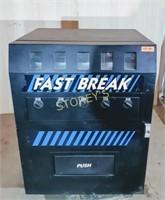 Vending machine, Fast Break (no keys)