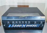 Vending machine, Candy & Snacks (no keys)