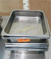 1/2 Size Steam Pan