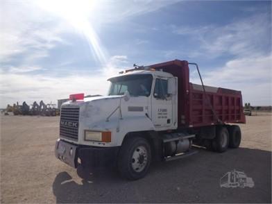 Mack Dump Trucks For Sale In Houston Texas 73 Listings