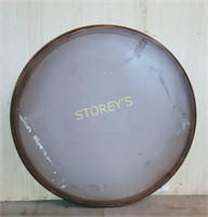 """48"""" Round Table Tops w/ Bases x 3"""