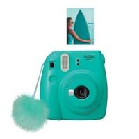 Fujifilm Instax Mini-9 Instant Camera - Surf Blue
