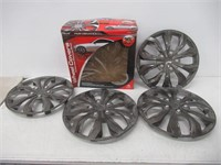"""Used"" Pilot Performance Series wheel Covers"