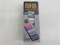 Spin Master 100-Pk 11.5g Poker Chip Set