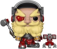 Funko Pop, Overwatch-TORBJORN Collectible Figure,