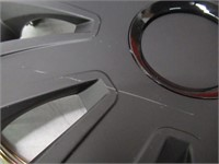 """As Is"" Custom Accessories 96905 Matte Black 16"""
