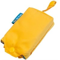 RC Pet Products Packable Dog Rain Poncho,