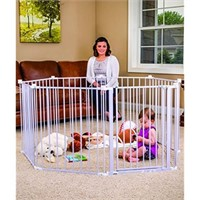 Regalo 192-Inch Super Wide Adjustable Baby Gate