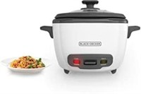 BLACK+DECKER RC516C 16-Cup Rice Cooker And