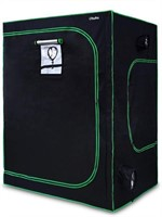 """Ohuhu 48""""x 48""""x 80"""" Grow Tent with Observation"""