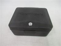 SentrySafe Fire-Resistant Chest - Black