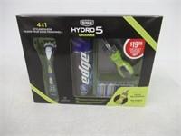 Schick Hydro5 Groomer 4in1 Styling Razor, Shave